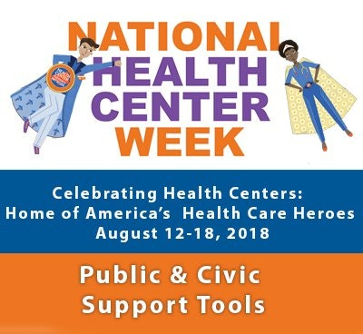 National Health Center Week 2018